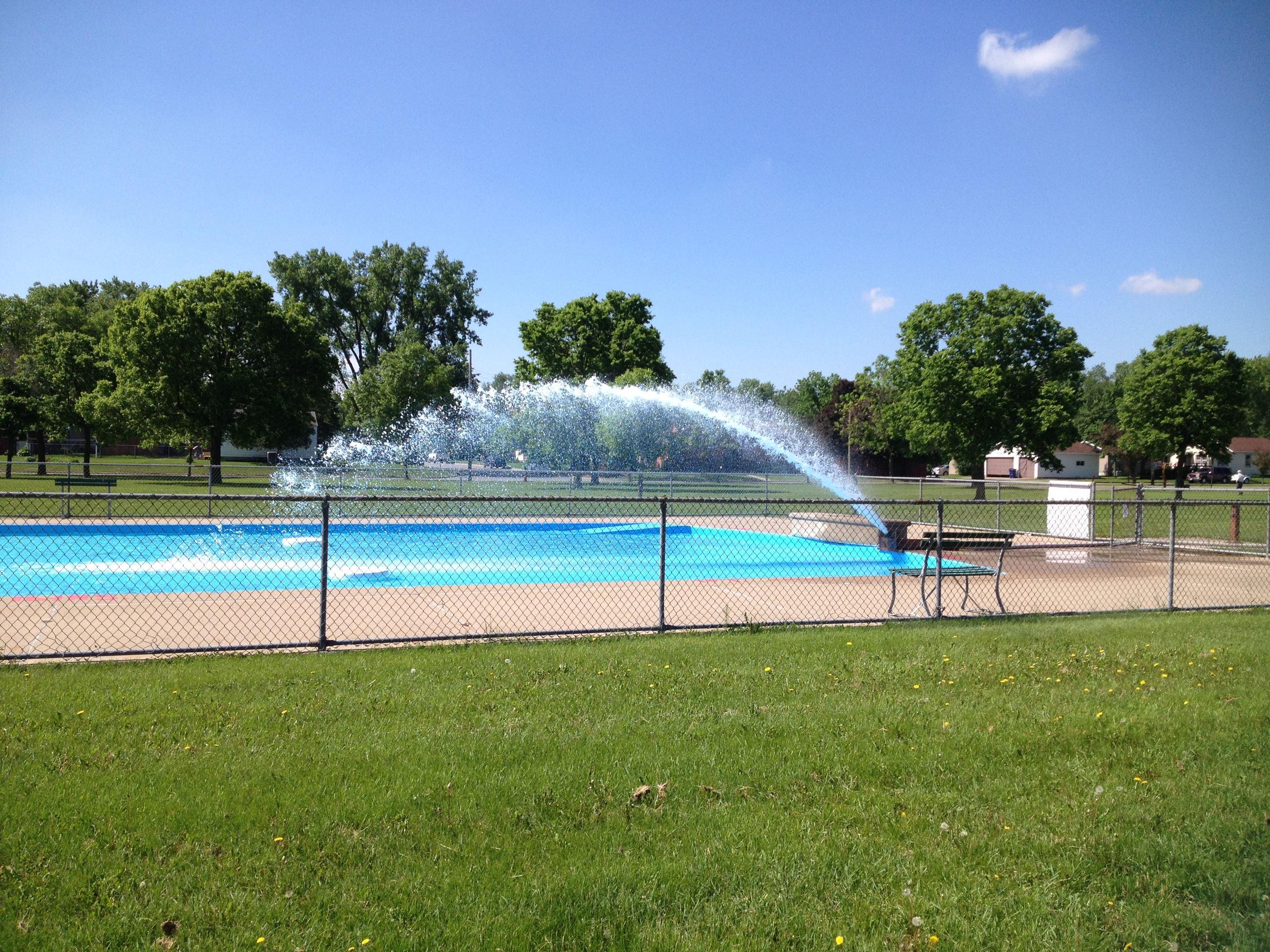 Wading Pools Splash Pads St Cloud Mn Official Website