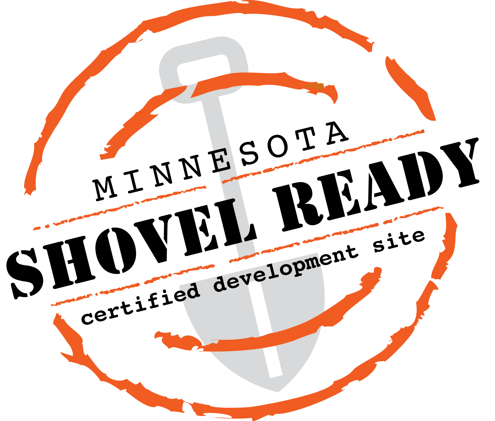 Shovel Ready Logo