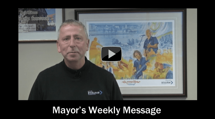Mayors Message Web Button 246_BLACK