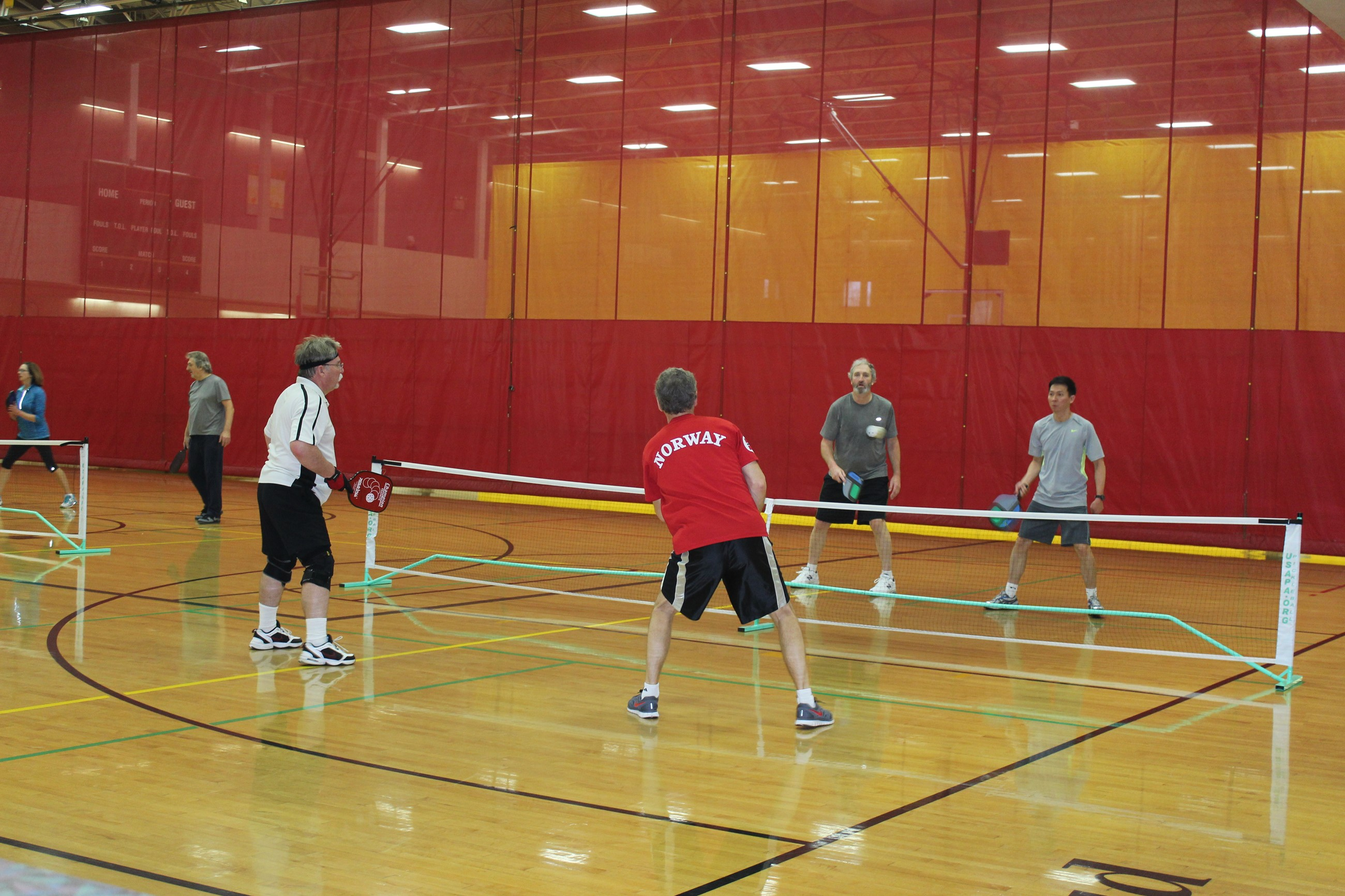 Whitney Pickleball 2015