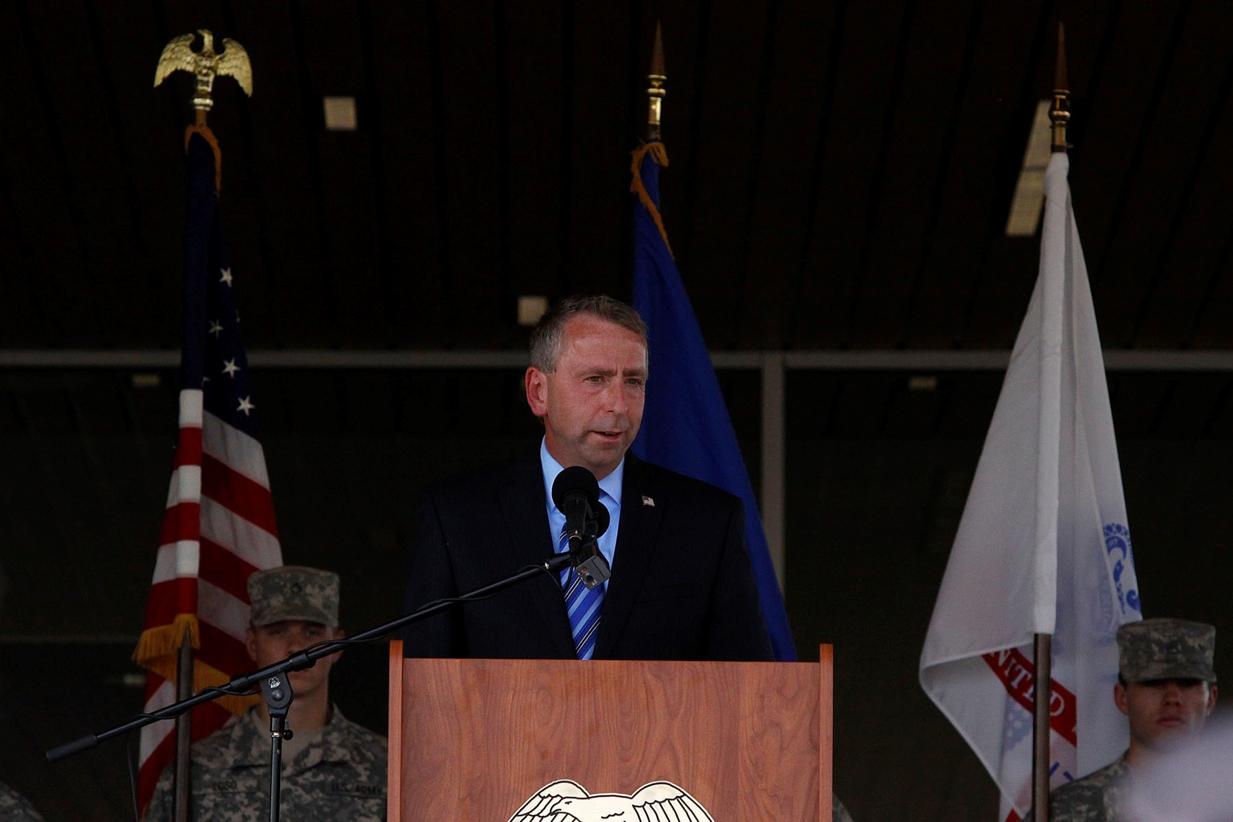 9/11 Ceremony at St. Cloud Police Station